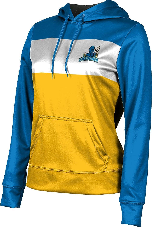 State University of New York at Fredonia College Girls' Pullover Hoodie, School Spirit Sweatshirt (Prime)