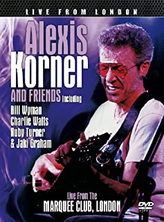 Alexis Korner - Live from London [DVD-VIDEO] [Alemania]