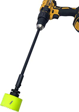Keyfit Tools Power Sprinkler Head Trimmer 2 3/4 Inch Diameter Trim Your Rotors & Spray Heads in Seconds! for Overgrown Sprink