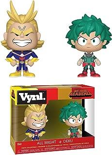 Funko Vynl: My Hero Academia - All Might & Deku 2 Pack Toy, Multicolor