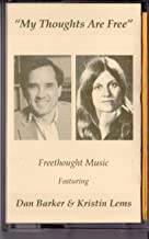My Thoughts Are Free - Freethought Music featuring Dan Barker & Kristin Lems (Audio Cassette, FFRF Inc., 1984)
