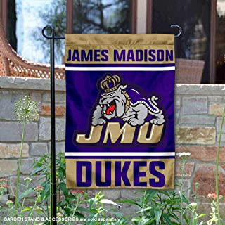College Flags & Banners Co. James Madison Dukes Garden Flag