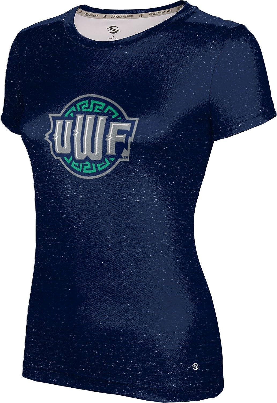 ProSphere University of West Florida Girls' Performance T-Shirt (Heather)