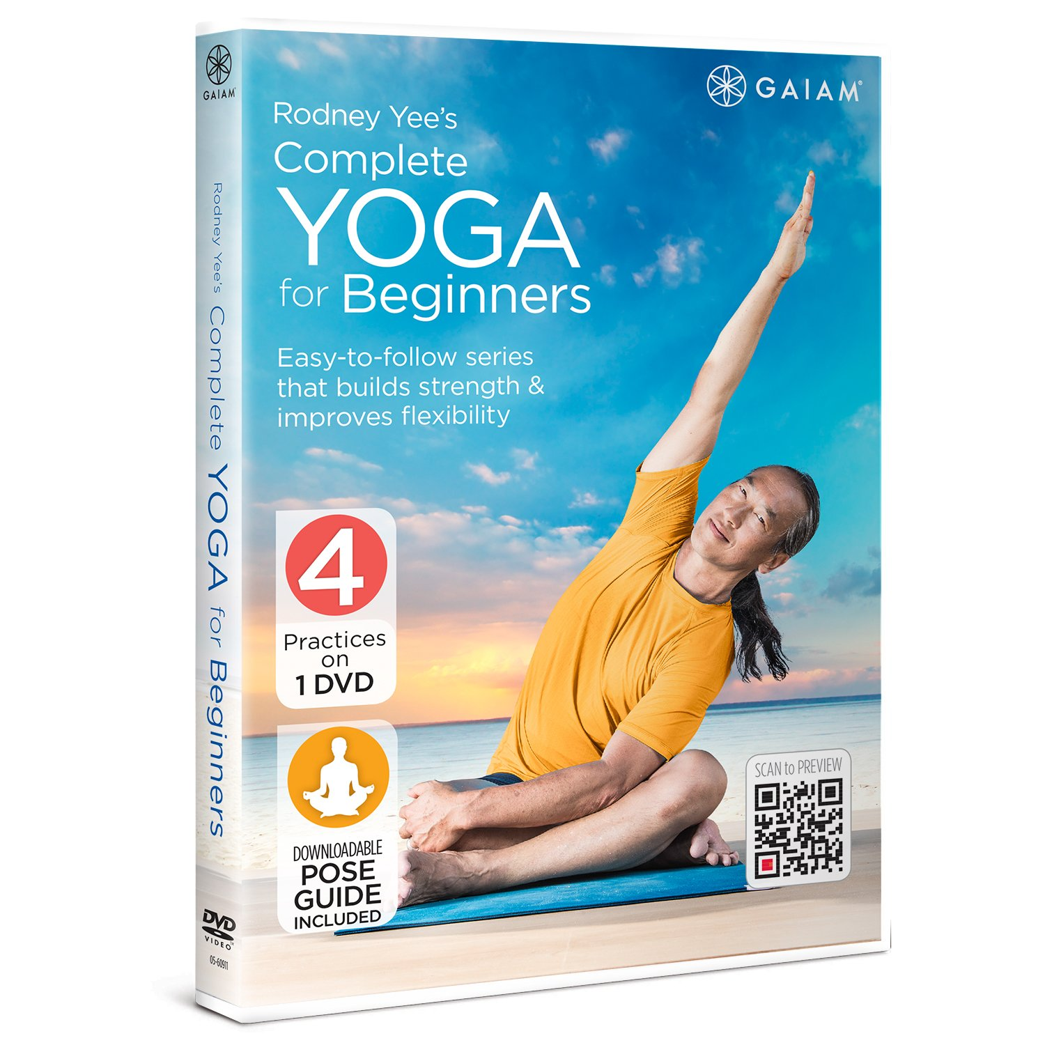 Rodney Yees Complete Yoga Beginners