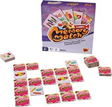Point Games Adorable Candy Memory Match Game Make a Pair with Your Colorful Candies