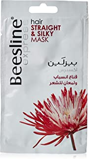 Beesline Express Straight And Silky Hair Mask, 25 ml
