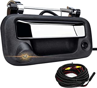 $52 » Rear View Camera Tailgate Handle Camera Compatible with Ford F150 2004-2014, F250 F-350 F450 F550 2008-2016 Tailgate Backu...