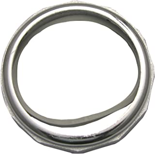 LASCO 03-1839 Slip Joint Nut with Washer, 2-Inch, Chrome Plated