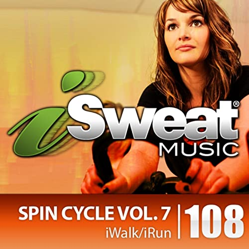 iSweat Fitness Music Vol. 108: Spin Cycle Vol. 7 (144 BPM for ...