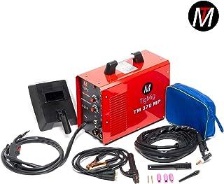 tm370mp Inverter Multi Processo 3 X 1 – soldadura TIG MIG Electrodo