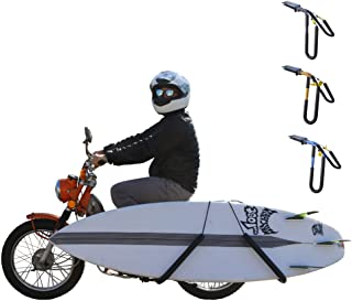Ho Stevie! Scooter/Moped Surfboard Rack [Choose Color] Cruise to Your Surf Spot