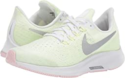 White/Metallic Silver/Barely Volt