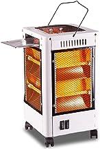 Radiateur électrique Chauffage barbecue Chauffage à cinq côtés Chauffe-feu grillé Chauffage électrique Chauffage électriqu...