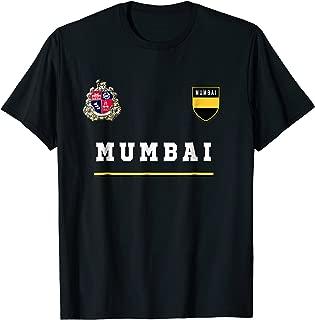 Mumba T-shirt Sport/Soccer Jersey Tee Flag Football India