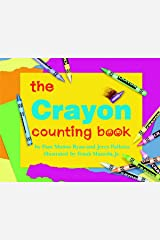 The Crayon Counting Book (Jerry Pallotta's Counting Books) Kindle Edition