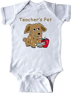 inktastic Teacher's Pet Infant Creeper