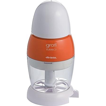 Ariete - 00C043901AR0 - Râpe à fromage électrique, 200 watts, Orange