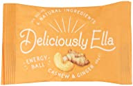 Deliciousl Cashew and Ginger Energy Ball, 40 g