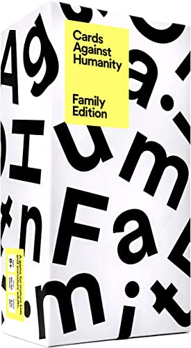 Cards Against Humanity: Family Edition • The Actual Real Official Family Edition of CAH