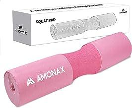 Amonax Barbell Squat Pad, Extra Dikke Foam Padding voor Nek & Schouder Ondersteuning, Heavy Duty Gym Fitness Fitness Fitne...