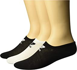 Originals Trefoil Super No Show Sock 3-Pack