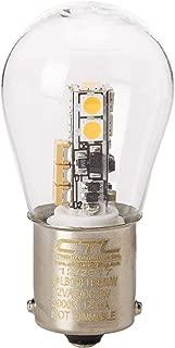 1156/1141/1003 1.5w Rv / Camper / Boat LED Interior Light Bulb Ba15s Warm White