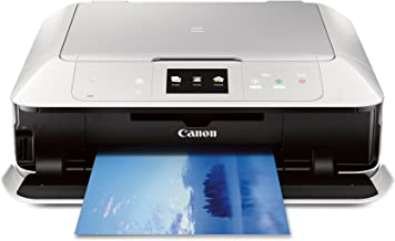 CANON MG7520 Wireless Color Cloud Printer with Scanner...