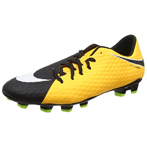 dffdf0bcb3c Nike Men s Hypervenom Phelon III FG Soccer Cleat