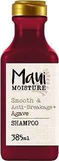 Maui Moisture Vegan Agave Aloe Vera Shampoo per capelli danneggiati e per capelli trattati chimicamente, 385 ml