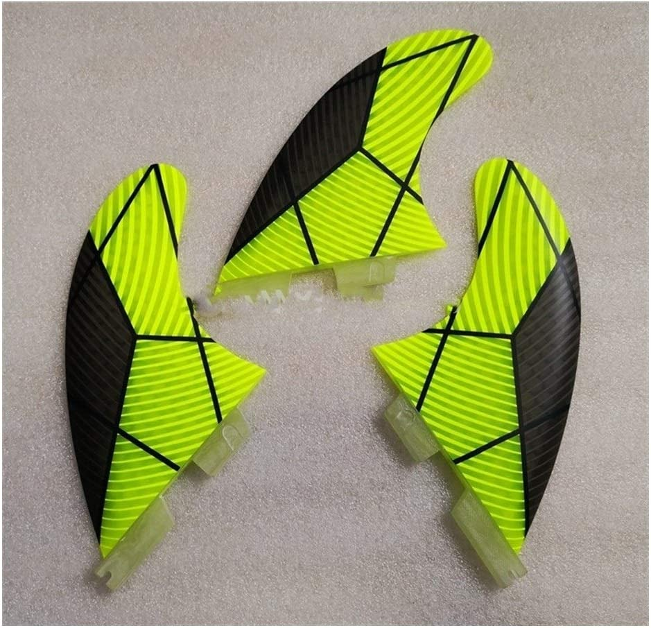 Usfenghezhan Surfing Fins Surfboard fins Fi 3pcs II Max 64% Free shipping on posting reviews OFF G5