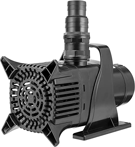 lowest VIVOSUN 8190 GPH Submersible Water wholesale Pump 500W Ultra Quiet Pump with 20.3ft Power new arrival Cord High Lift for Pond Waterfall Fish Tank Statuary Hydroponic outlet online sale