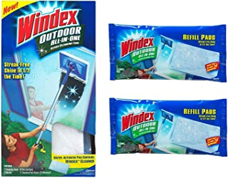 Windex All-in-One Variety Pack, 1 All-in-One Starter Kit, 2 All-in-One Refill , 1 CT