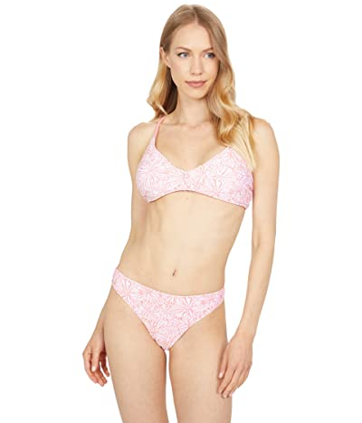 Southern Tide Blossom Reversible Triangle Bikini Top