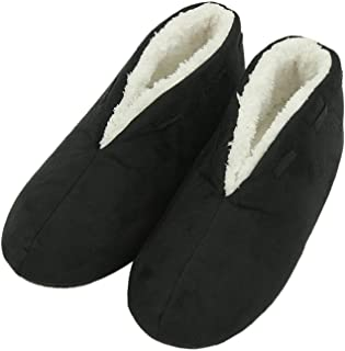 4f360f6743ed Forfoot Women s Slippers Spring Warm Plush Non Slip Slip on Indoor Boots  House Shoes