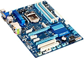 Gigabyte GA-Z77-D3H - Placa Base (Intel Z77, 4 x DDR3, Intel HD Graphics, 32 GB)
