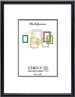 Chely Intermarket,Marco de Fotos 60x90 cm (Negro) Grandes