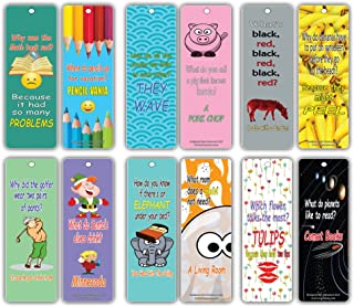 """Hilariously Silly Jokes for Kids Bookmarks 7"""" x 2"""""""