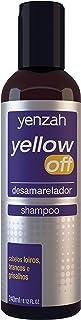 Yellow Off Shampoo Desamarelador, Yenzah, Roxo