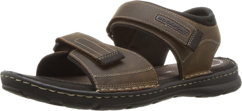 Rockport herrar Darwyn Quarter Strap Platform Slide Sandal, bspringaaa bspringaaa bspringaaa Ii läder, 9.5 W USA  välkommen att köpa