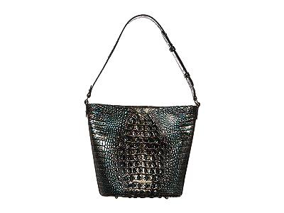 Brahmin Melbourne Quinn (Agate) Handbags