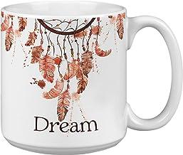 Dream Catcher 20 oz. Ceramic Coffee Mug