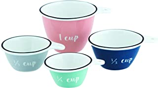 ANNA GARE Measuring Cups Set, Multi, (Pack of 4), AG0359