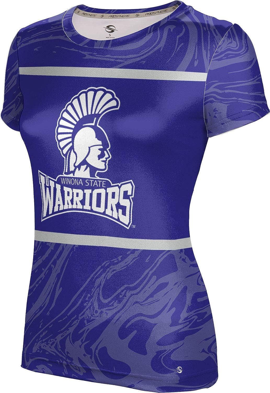 ProSphere Winona State University Girls' Performance T-Shirt (Ripple)