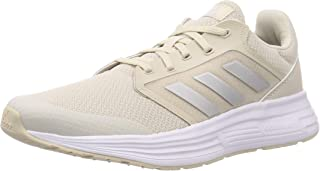 Adidas Galaxy 5 Glittery Side Lace-Up Running Shoes for Women