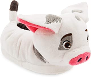 329c7a342 Disney Pua Slippers for Kids - Moana White