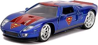 DC Comics Superman 2005 Ford GT 1:32 Die - Cast Vehicle