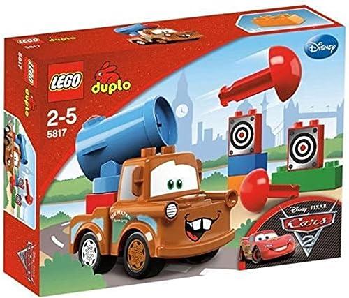 precios al por mayor LEGO Duplo Duplo Duplo Cars 5817 - El Agente Mate  Precio al por mayor y calidad confiable.