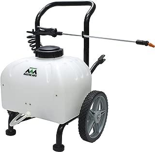 Master Gardener Rechargeable Cart Sprayer - 12 Volt, 9-Gallon Capacity, Model Number PCD-E3-009B-MM