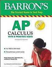 AP Calculus: With 8 Practice Tests (Barron's Test Prep)