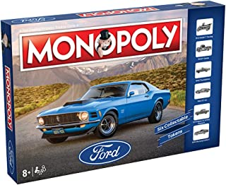 Monopoly 3968 Ford